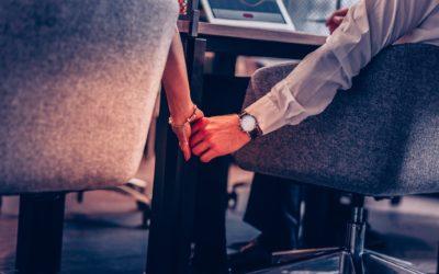 L'augmentation des relations amoureuses au travail